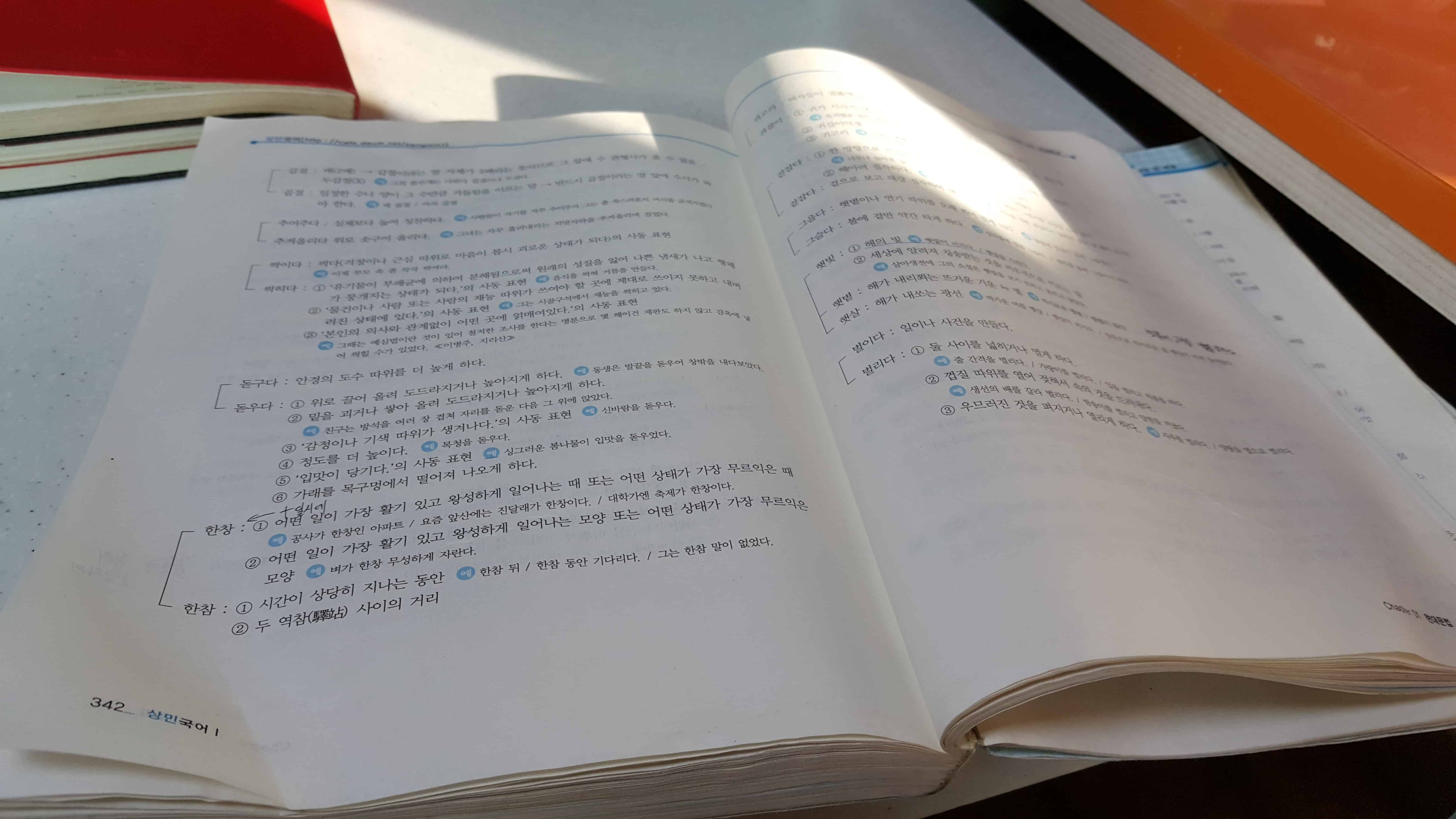 Korean spelling and other notation