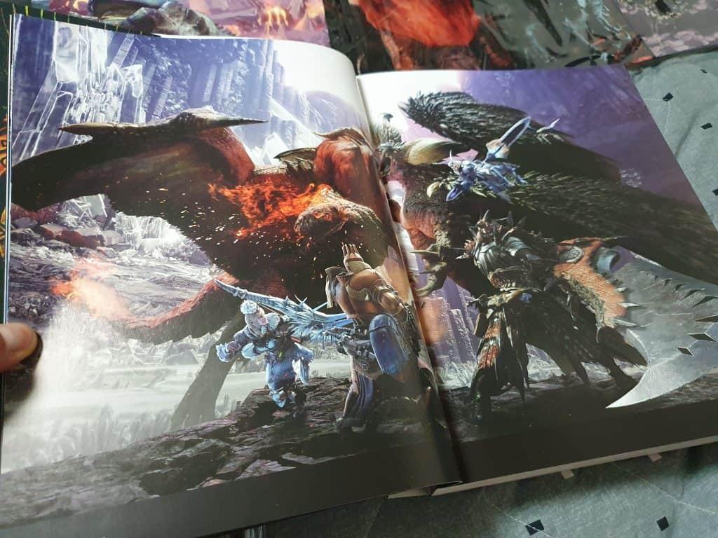 Monster Hunter World Official Setup Kit