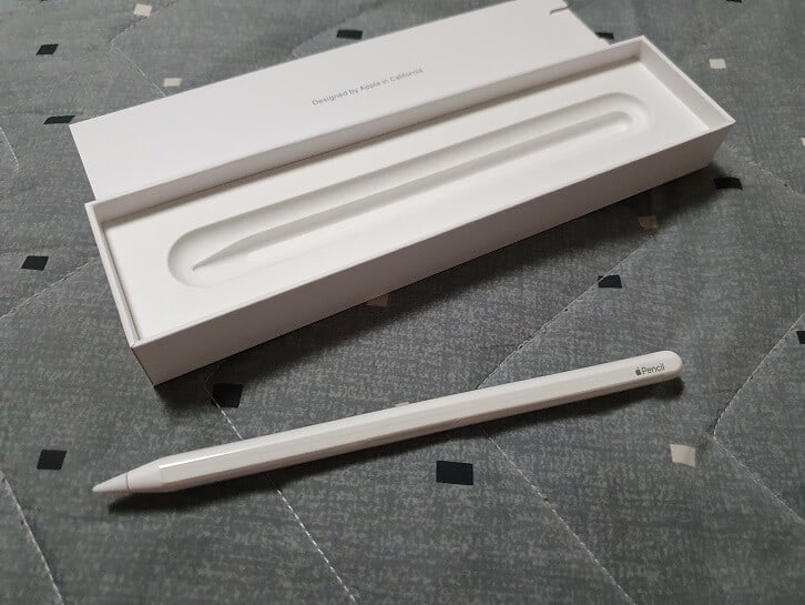 애플 펜슬 2세대